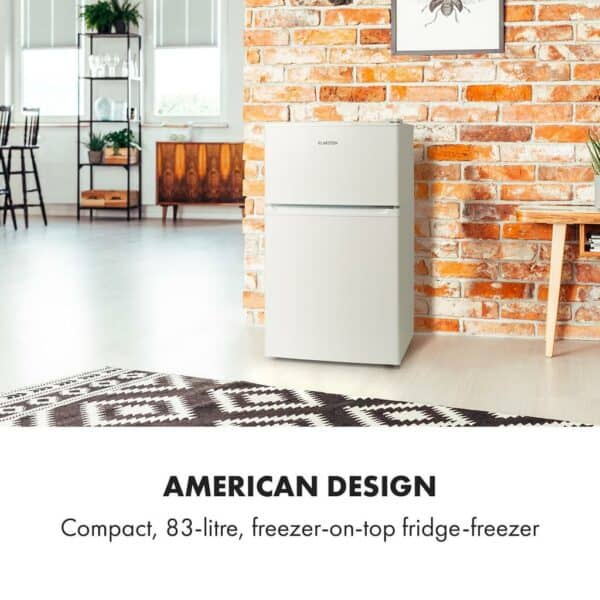 Kuehlschrank amerikanisches Design