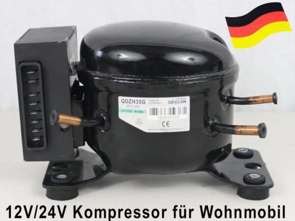 Kompressor für Wohnmobil